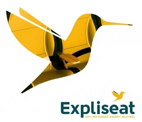 Expliseat lance les sièges ultralégers - Maddyness | Anton | Scoop.it