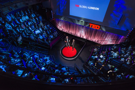 Reframes, rethinks: 16 speakers share ideas at TEDGlobal>London | Read, Think, Create | Scoop.it