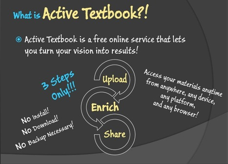 Turn your vision into results!   ActiveTextbook   Scoop.it
