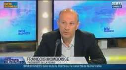 "Vidéo : ""Le E-commerce français continue de progresser"" François Momboisse, Good Morning Business le 20/11 