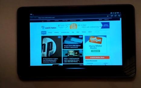 webOS Blog - HP webOS, HP Veer, HP Pre 3, HP Touchpad und vieles mehr! | openwebOS | Scoop.it