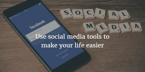 Make your life easier with 6 social media tools - Digital Review | Digital Culture | Scoop.it