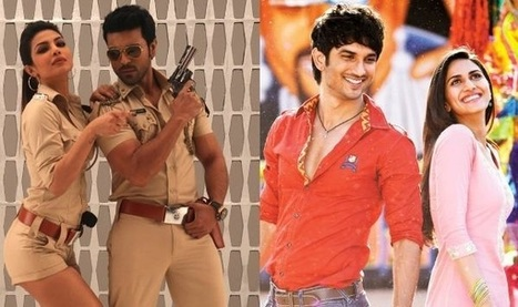 First day box office collection of Shuddh Desi Romance & Zanjeer | Bollywood Updates | Scoop.it