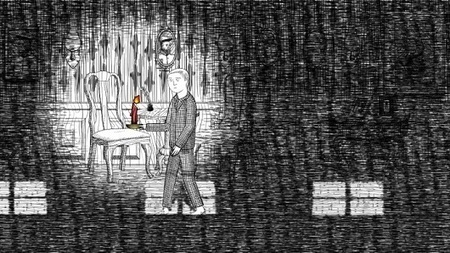 Neverending Nightmares heading to PC and Ouya thanks to funding drive - Joystiq | Android On Stick | Scoop.it
