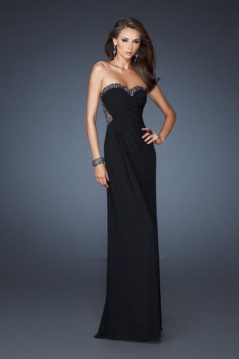Black La Femme Style 18931 Open Back Sweetheart Full Length Prom Dress [Full Length Prom Dress] - $179.00 : La Femme Outlet, 60% Off La Femme Sale Online | gownprincess | Scoop.it