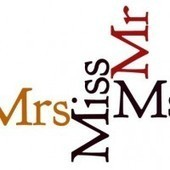 What are 'Mrs' and 'Ms' short for? | IELTS throughout the Net | Scoop.it