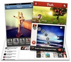 Pinterest, Path, Instagram, peut-on succomber aux nouveaux médias sociaux? | Le Microbloging en 3.0 ! | Scoop.it