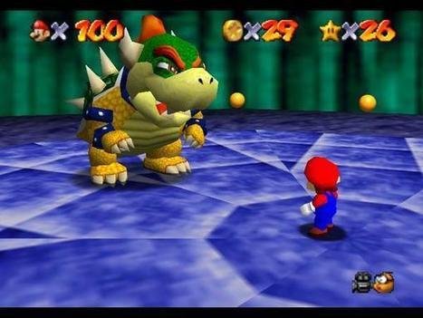 Les jeux vidéo augmentent le volume de matière grise dans le cerveau | Sciences cognitives | Scoop.it
