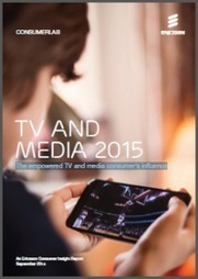 TV and Media 2015. The empowered TV and media consumer's influence (Ericsson ConsumerLab) | Big Media (En & Fr) | Scoop.it