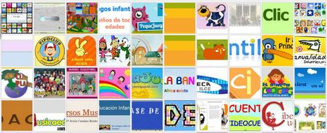 Recursos TIC para Infantil | Educació Infantil | Scoop.it