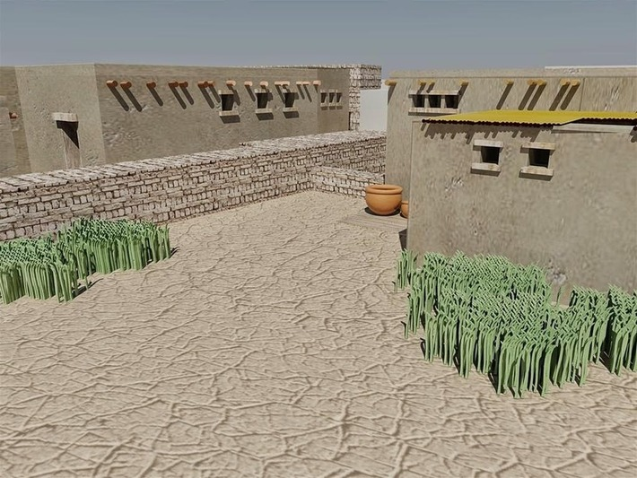 Houses of the first Egyptians reconstructed | The Archaeology News Network | Afrique | Scoop.it