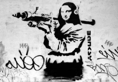 Quand le street art a quelque chose à dire | Street Art, échappatoire de l'oeil | Scoop.it