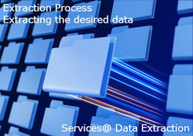 Data Extraction Services| Web Data Extraction: What are different methods of extraction/mining data? | Data Extraction | Scoop.it