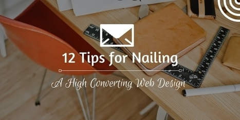 12 Tips for Nailing ​A High Converting Web Design | Digital Marketing Kenya | Scoop.it