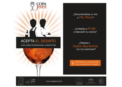 Concurso Internacional de Maridaje Copa Jerez 2015. Convocatoria | Servicios en Restauración | Scoop.it