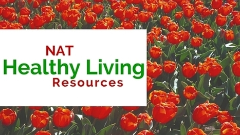 NAT Healthy Living Resources | Natural Alternative Therapies | Scoop.it