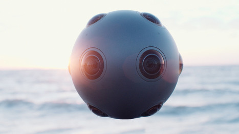 Hands-on: Nokia's OZO VR Cam Impresses with Capture Quality, Unique Playback Solution Has Pros and Cons - Road to VR | Virtual Reality VR | Scoop.it