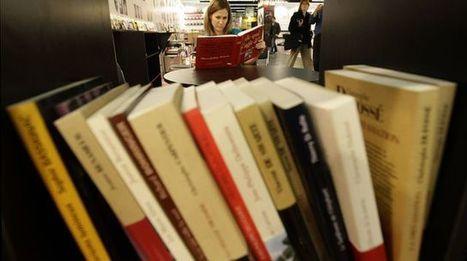 Voici les livres les plus recherchés dans les bibliothèques de Paris ... - L'Express | BiblioLivre | Scoop.it