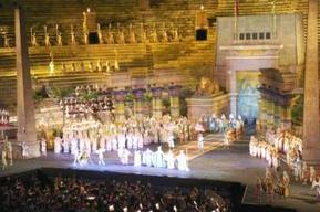 90th Season of Arena di Verona Summer Opera Festival Begins ... | Garda lake | Scoop.it