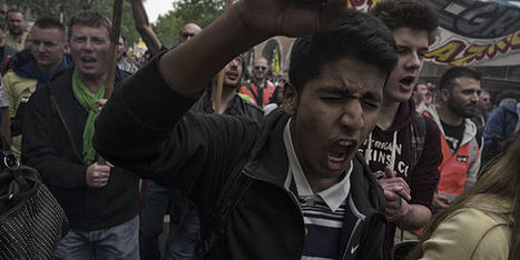 L'absence d'espoir déchaîne la colère sociale en France | Roosevelt 45 - revue de presse | Scoop.it