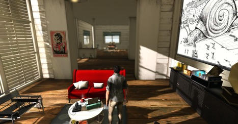 How to actually capture depth of field on your SL photos   Second life creativity   Scoop.it