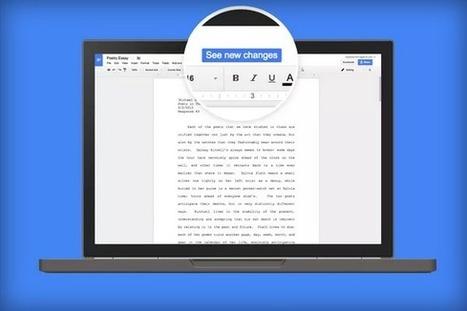 Google Docs erhält Diktier- und Suchfunktion, Google Tabellen und... | Moodle and Web 2.0 | Scoop.it