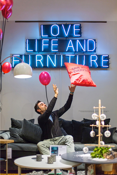 Happy Interior Blog: Bolia Opens First Store In Munich | Interior Design & Decoration | Scoop.it
