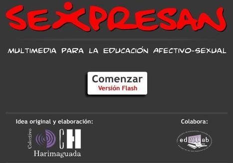 SEXPRESAN - Multimedia para la Educación Afectivo-Sexual | Orientación en Secundaria | Scoop.it
