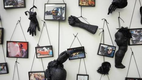 Calais : Annette Messager au musée des Beaux-Arts et à la Cité de ... - La Voix du Nord   Informations culturelles locales   Scoop.it