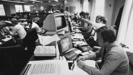 How Newspapers Wrote About the Internet in 1988 | New Journalism | Scoop.it
