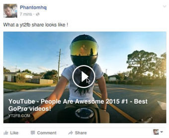 YT2FB - YouTube Vids on Facebook Suck! We can fix that! | fsanchezro | Scoop.it