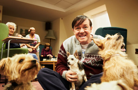 'Derek' Stars Ricky Gervais as a Nursing Home Volunteer | Ricky Gervais | Scoop.it