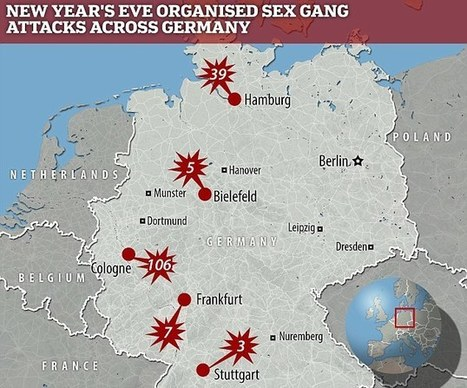 Huge influx of migrant men will lead to more sex attacks, says analyst | The Pulp Ark Gazette | Scoop.it