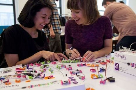 LittleBits Receives $44.2M, Names New Hires ^  Make: ^ by Sophia Smith | :: The 4th Era :: | Scoop.it