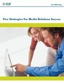 Whitepaper Five Strategies For Social Media Relations Success   Mortgage   Scoop.it