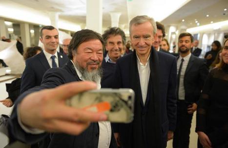 Kunstsammler: François Pinault und Bernard Arnault : Duell der Milliardäre | Frankreich Kultur France | Scoop.it