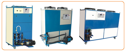 Process chillers, Refrigerated Chiller, scroll chillers | The manufacturer and supplier -Freeze tech | Scoop.it