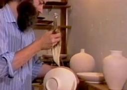 Ceramic Arts Daily – Video of the Week: Decorating Raku Pottery with Slip Resist   raku pottery   Scoop.it