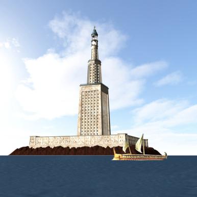 Egipto reconstruirá el Faro de Alejandría en su emplazamiento original | Mundo Clásico | Scoop.it
