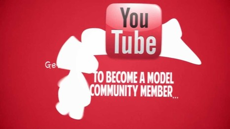 YouTube Digital Citizenship Curriculum | Digital Fluency | Scoop.it
