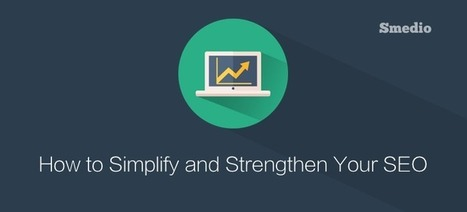 7 Time Proof Ways to Simplify and Strengthen Your SEO   SEO, SMM   Scoop.it