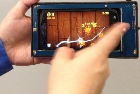 Elliptic Labs presenta su tecnología de gestos con ultrasonidos ... - El Android Libre   apps educativas android   Scoop.it