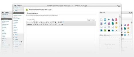 WordPress Download Manager - Best File and Document Management Plugin | Premium WordPress Plugins | Scoop.it