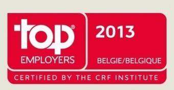 Vier van de top 5 beste werkgevers van België zijn it-bedrijven | ICT-inzet bij ondernemingen | Scoop.it