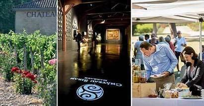 Oenotourisme à Bordeaux: Le médoc vu des crus bourgeois | Le vin quotidien | Scoop.it
