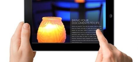 Diseña revistas en la Web con Lucidpress | Diseño | Scoop.it