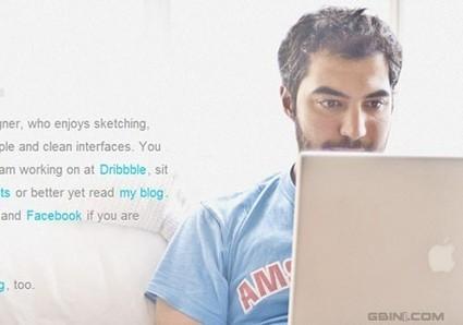 20个2013年最值得关注的网页设计趋势_设计思想_懒人图库 | KaoChris | Scoop.it