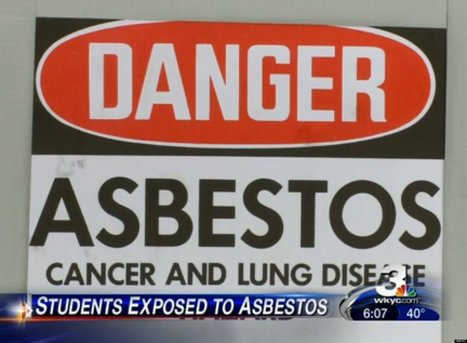 Huffingtonpost: Students Allegedly Used To Remove Asbestos | Asbestos and Mesothelioma World News | Scoop.it