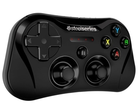 SteelSeries offers wireless game controller for iOS 7 | MacMyth | Scoop.it