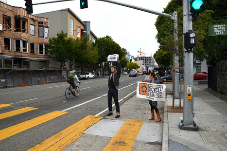 SFMTA to Widen Bike Lane, Remove Traffic Lane on Folsom in SoMa - Streetsblog San Francisco (blog) | Melbourne Cycling | Scoop.it
